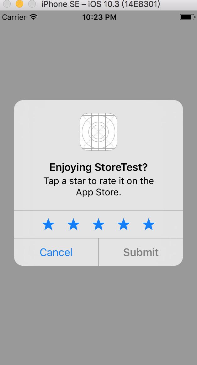 iOS应用内评价与购买三方APP组件