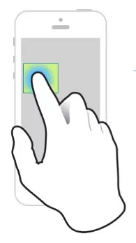 iOS 中事件的产生,传递和响应