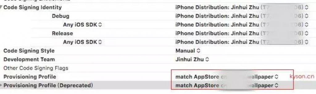 iOS使用fastlane一键打包审核