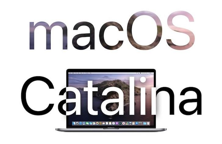 苹果发布macOS Catalina 10.15.1首个开发者测试版系统