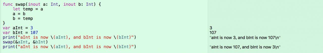 iOS开发Swift中泛型(Generic)的基本使用