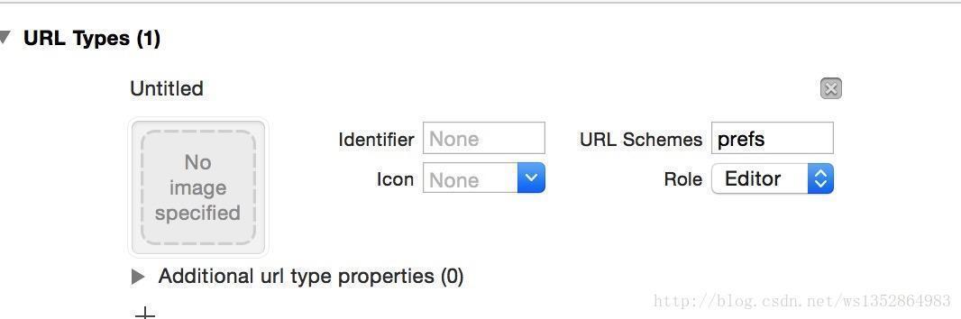 iOS跳转到系统指定设置界面