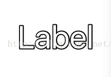 iOS UILabel文字添加描边实现