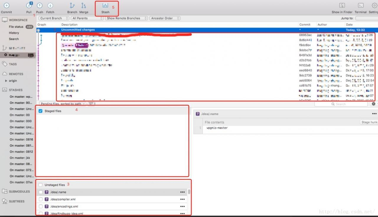 Error pulling origin: error: The following untracked working tree files would be overwritten by…