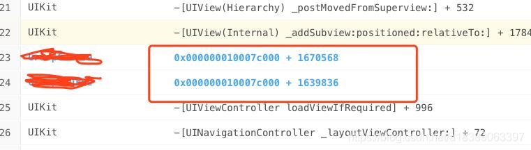 Bugly查看代码崩溃到具体的某一行