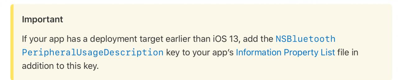 iOS配置info.plist访问隐私权限