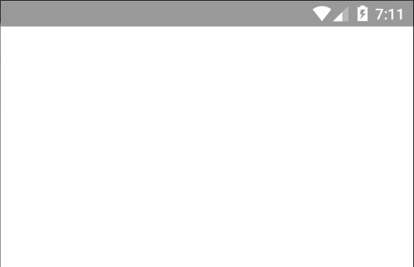 Android隐藏状态栏,标题栏,透明状态栏的几种方式