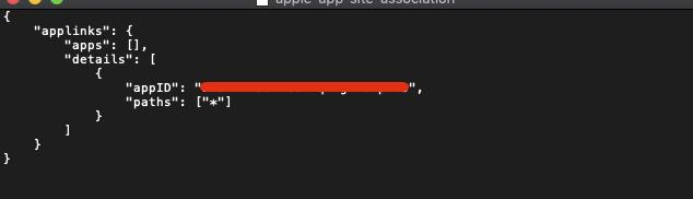 iOS开发通用链接(Universal Link)配置详解